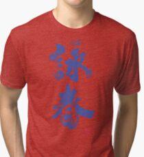 Wing Chun (Eternal Spring) Kung Fu - Velvet Tri-blend T-Shirt