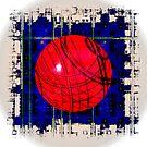 Red & Blue by Benedikt Amrhein