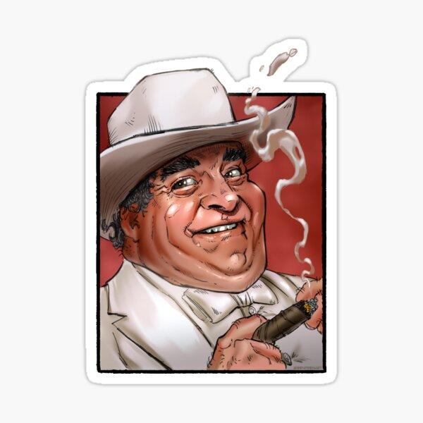 Hogg, Boss Hogg Sticker