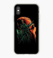 Green Vigilance iPhone Case