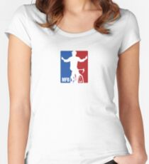 MFB Official Women's Fitted Scoop T-Shirt