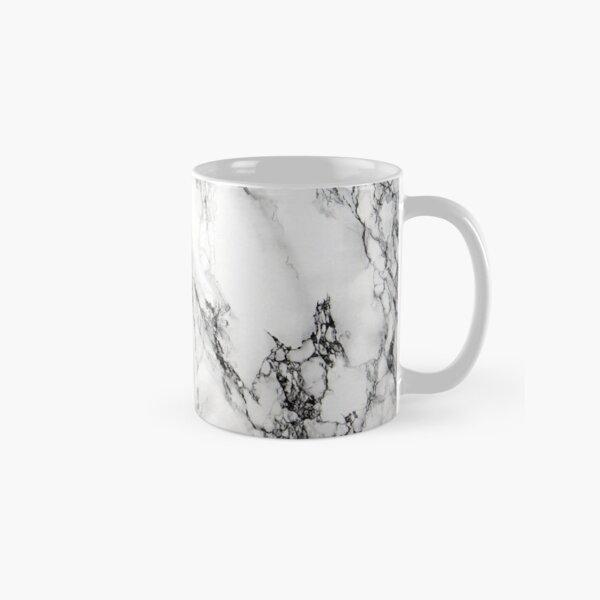 White Marble  Classic Mug