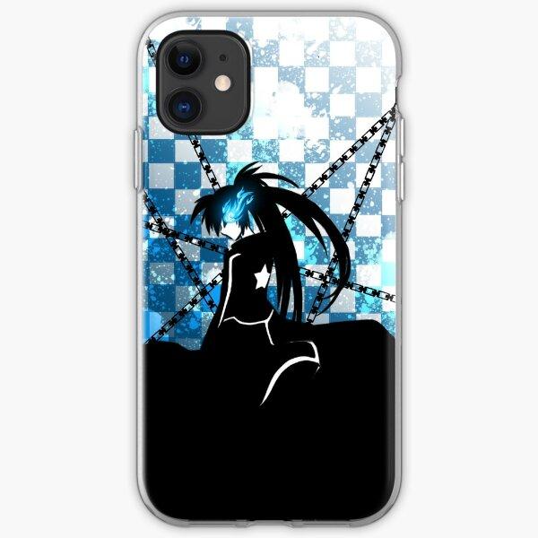 Black Rock Shooter iPhone Soft Case