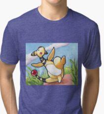 Ampharos Tri-blend T-Shirt