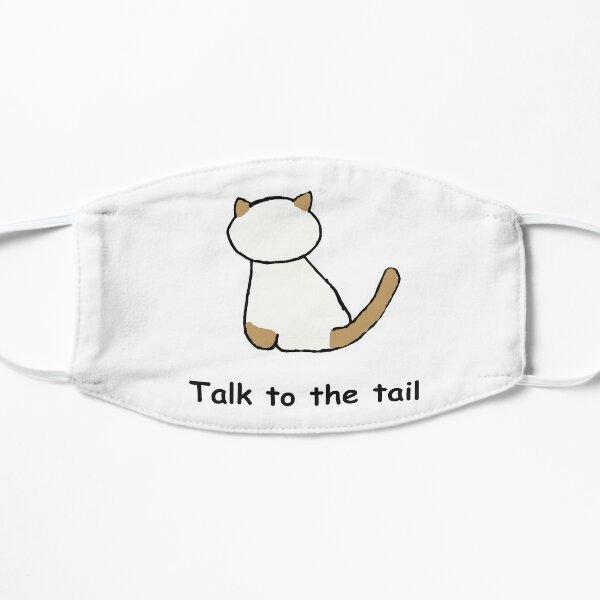 Talk to the Tail -- Neko Atsume Chocola Mask