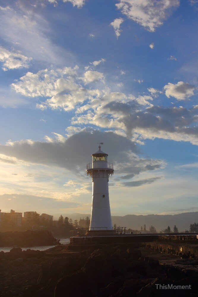Wollongong Lighthouse by ThisMoment