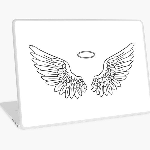 angel Laptop Skin