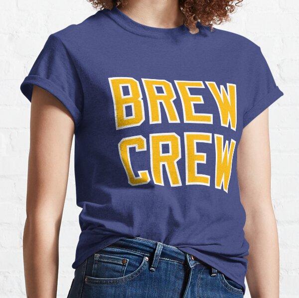 Brew Crew - Blue Classic T-Shirt
