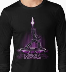 MEGA (TRON) Long Sleeve T-Shirt
