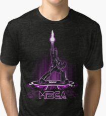 MEGA (TRON) Tri-blend T-Shirt