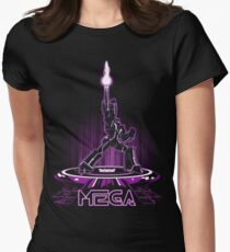 MEGA (TRON) Women's Fitted T-Shirt