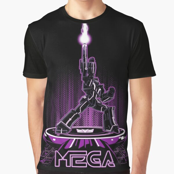 MEGA (TRON) Graphic T-Shirt