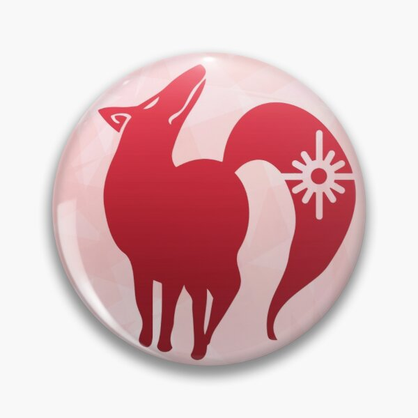 Fox's Sin of Greed Pin