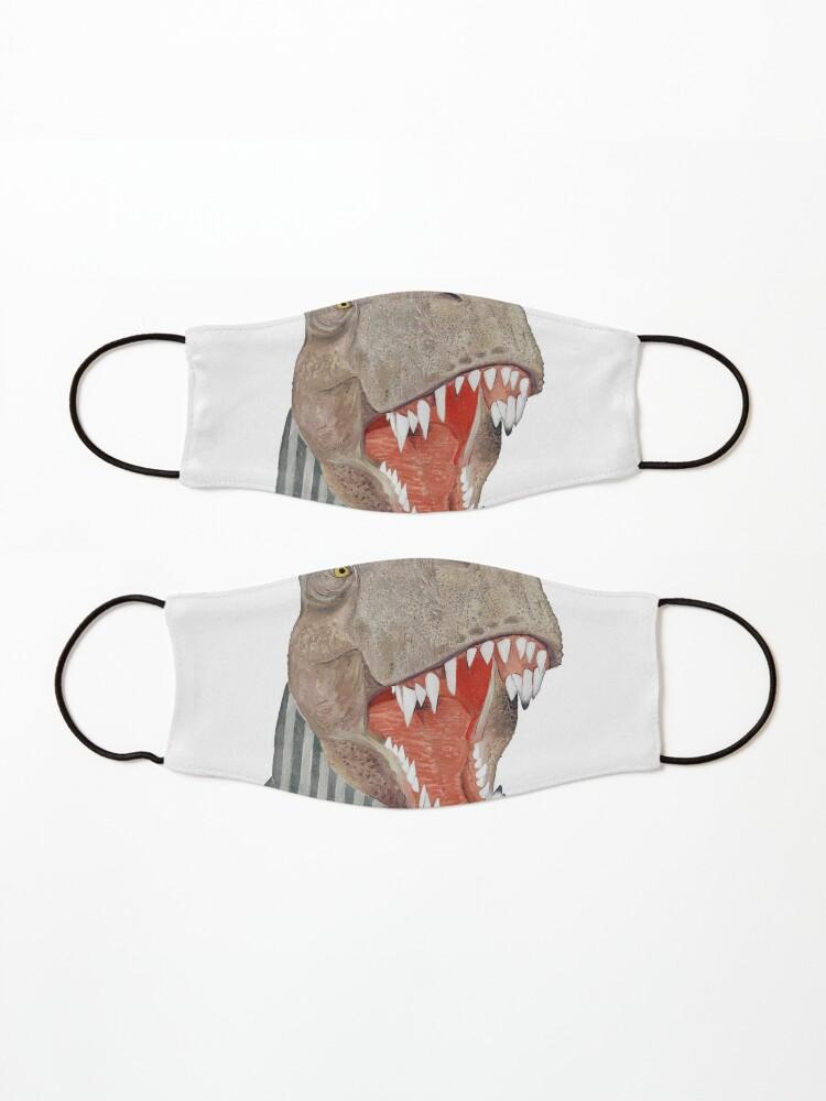 Alternate view of Roaring Rex Mask