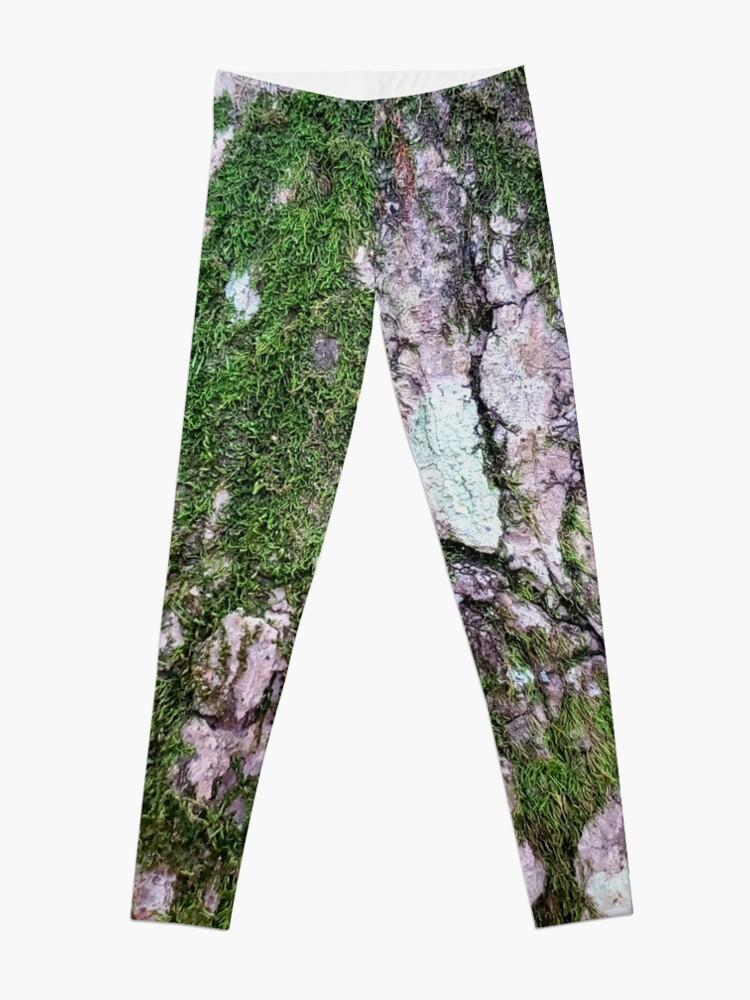 Alternate view of Mossy tree Classy Camo Leggings