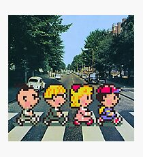 Ness' Road Photographic Print