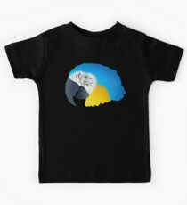 Macaw Kids Clothes