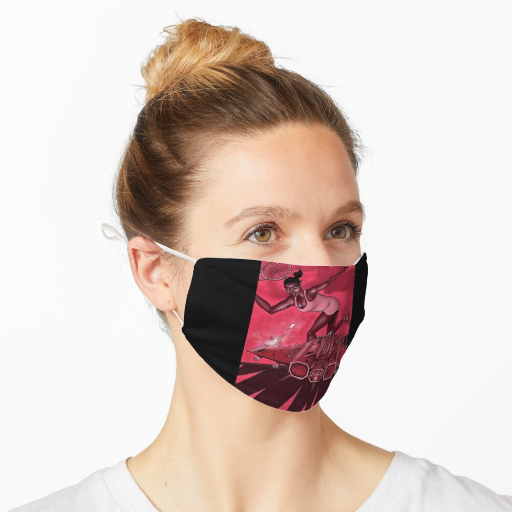 Volley Folley Mask