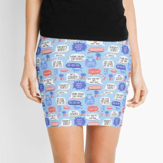 Bro's Better, Bro's Best Mini Skirt