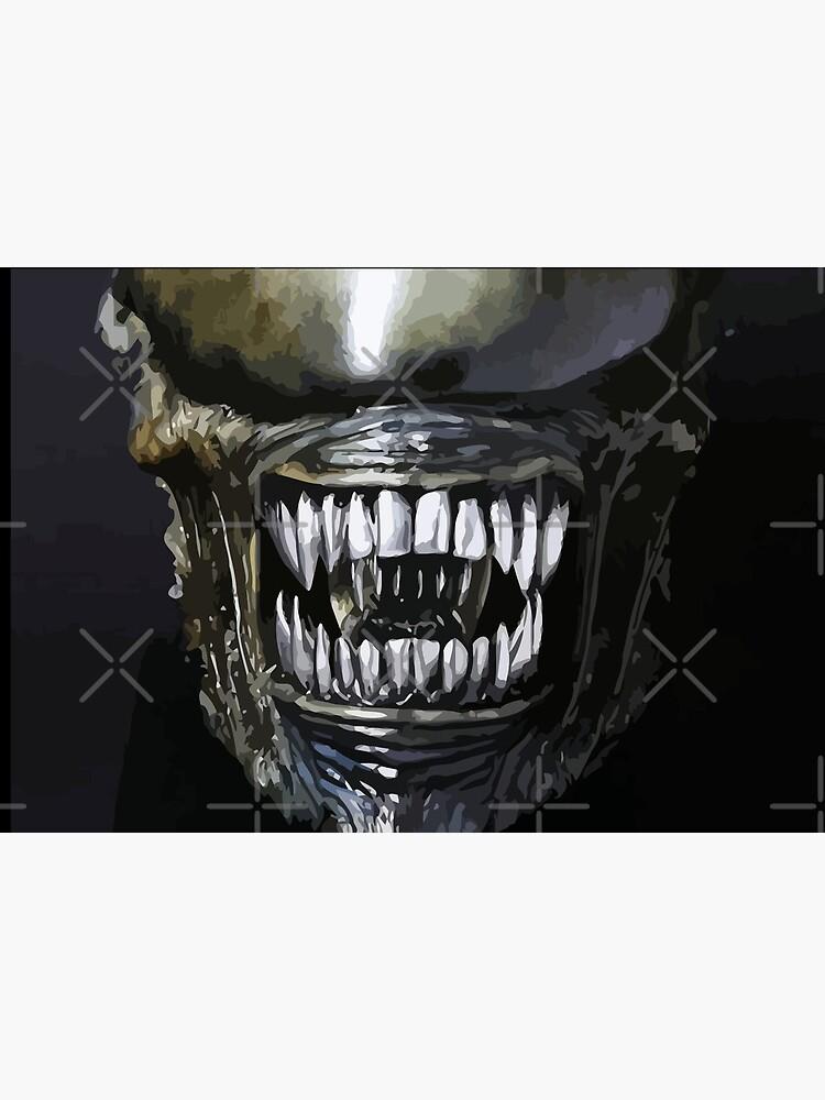 Alien Mouth 2 by muskitt