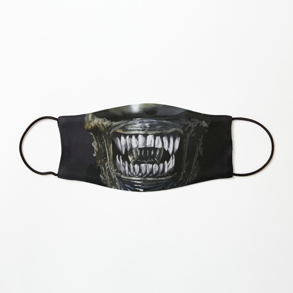 Alien Mouth 2 Mask