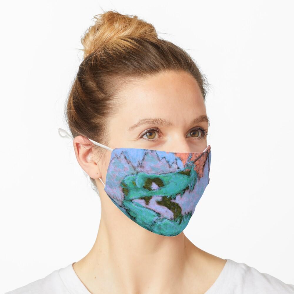 Paleo Piscine 4 Mask