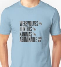 Every Full Moon T-Shirt