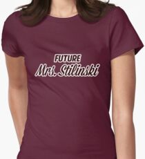 Future Mrs. Stilinski Women's Fitted T-Shirt