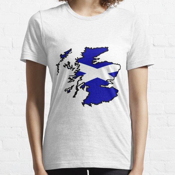 Saltire Essential T-Shirt