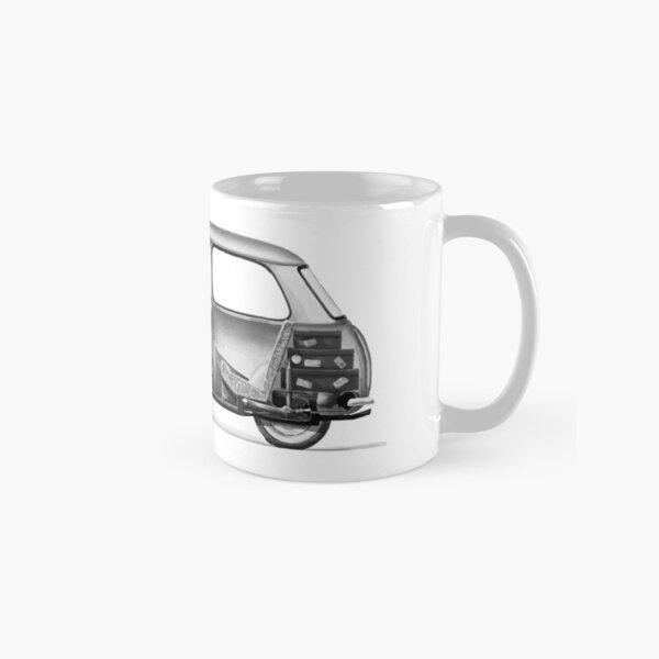 Morris Mini Cooper Classic Mug