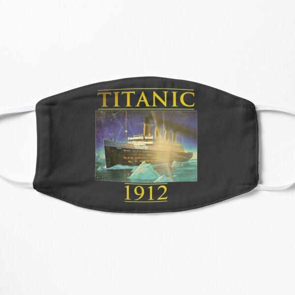 Titanic Sailing Ship Vintage Cruis Vessel 1912 gift Flat Mask