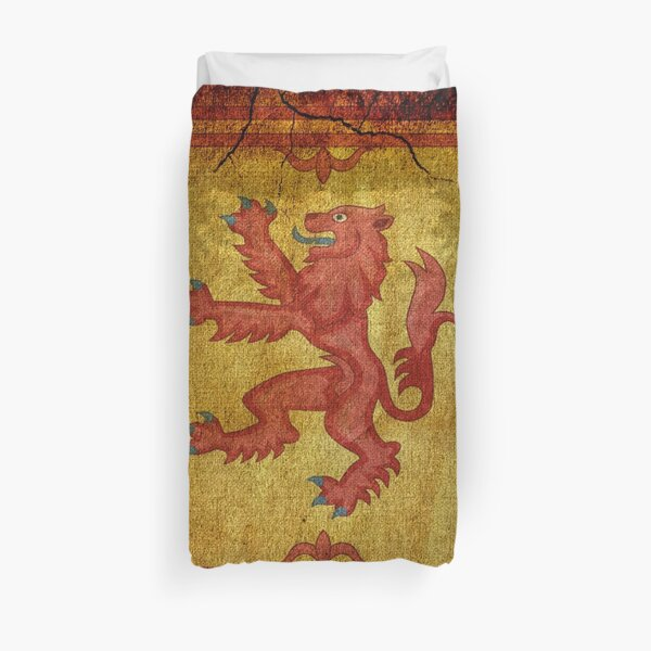 Rampant Lion Duvet Cover