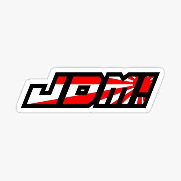JDM! Sticker