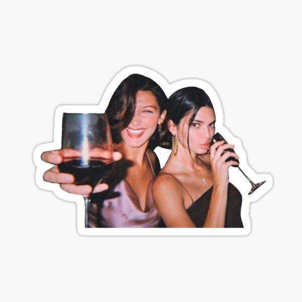 Bella&Kendall Sticker