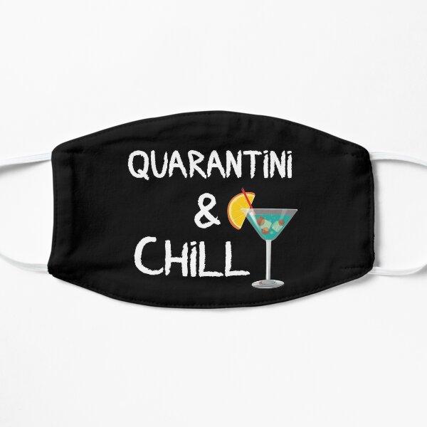 Quarantini And Chill Mask