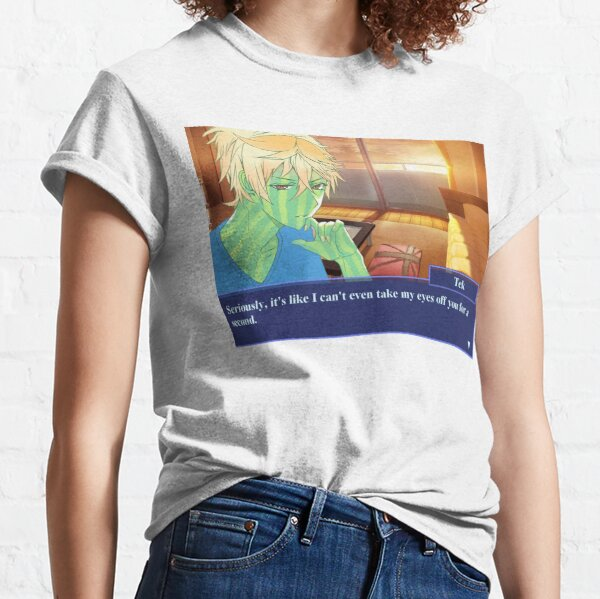 Tek Dating Simulator English Ver. Classic T-Shirt