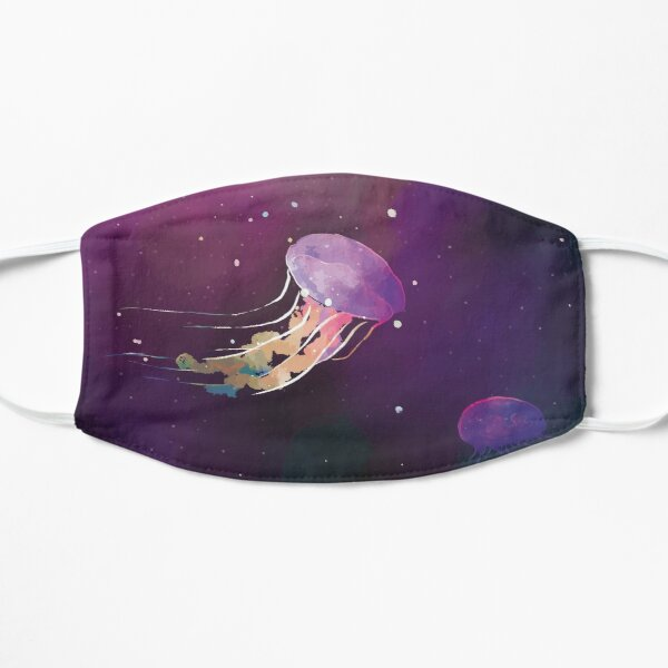 Space Jellies Mask