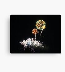 Celebration Canvas Print