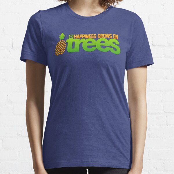 Happiness Grows On /r/trees Essential T-Shirt