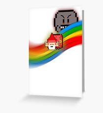 NyanGnome Greeting Card