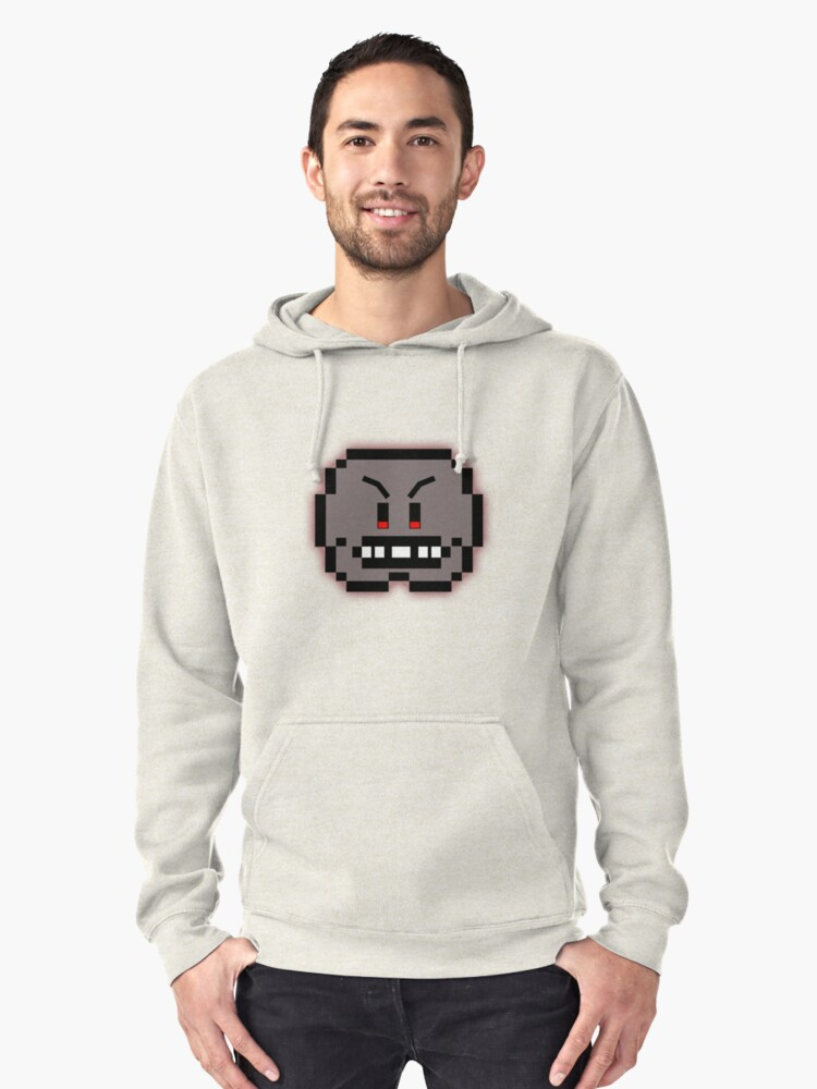 Poison Cloud Pullover Hoodie Front