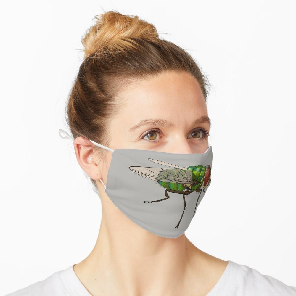 Chrysomya megacephala blowfly Mask