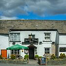 Hawkshead..The Kings Arms by Jamie  Green