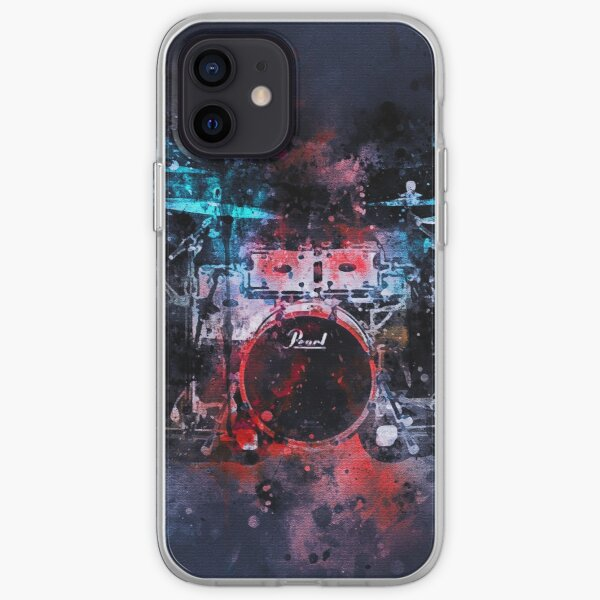 Drums 11F iPhone Soft Case