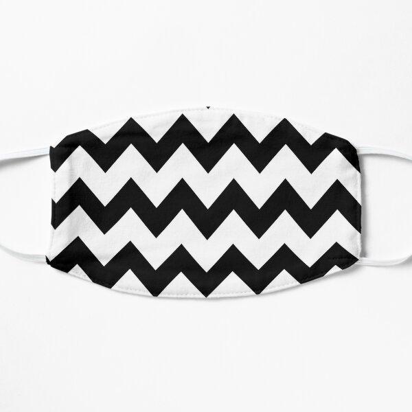 Twin peaks pattern III Mask