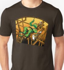 The Sistine Sewer Unisex T-Shirt