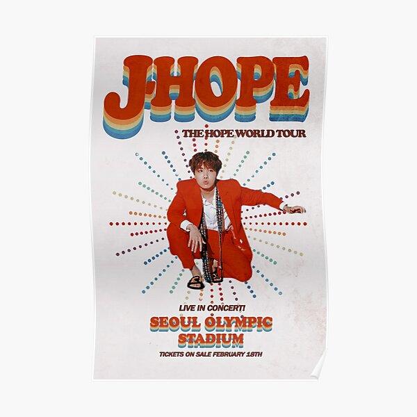 Affiche de la tournée HOPE WORLD [DAYDREAM] Poster