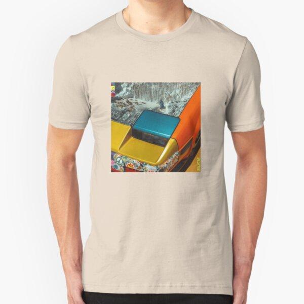 Flume Mixtape Slim Fit T-Shirt