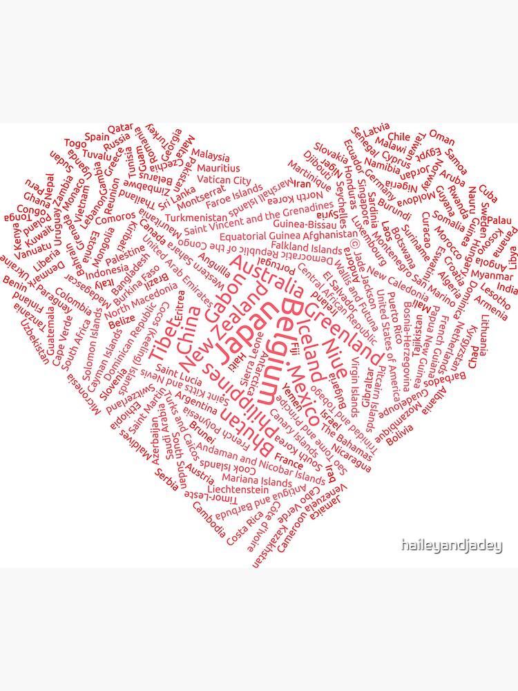 The World Heart by haileyandjadey