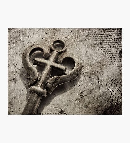 Love & Faith Photographic Print